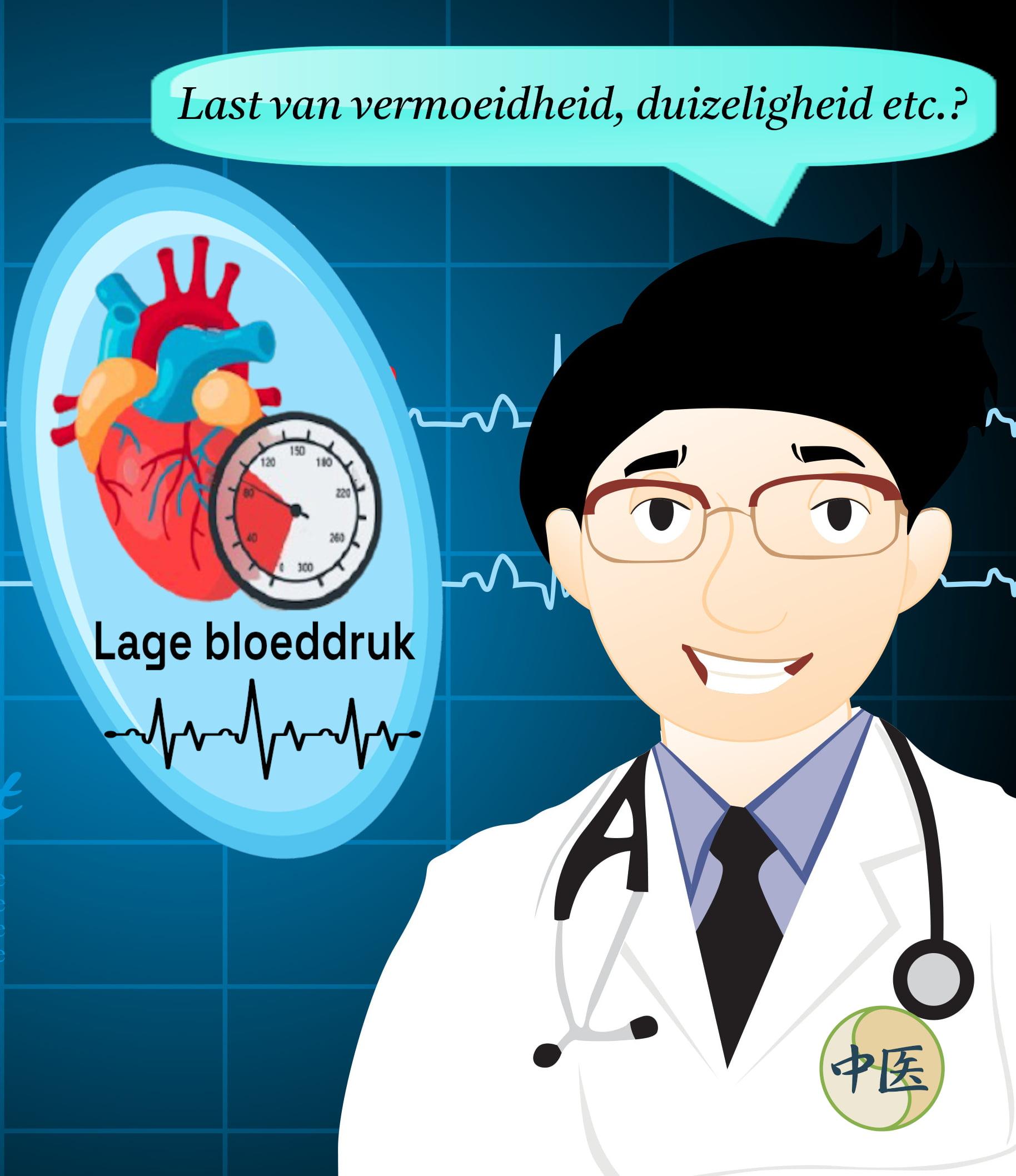 AHC-Chen Acupunctuur lage bloeddruk hypotensie