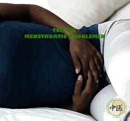 Menstruatieklachten acupunctuur