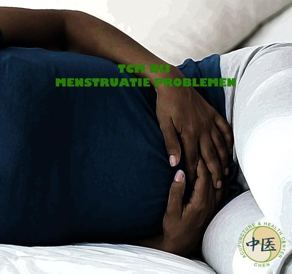 TCM bij menstruatieklachten