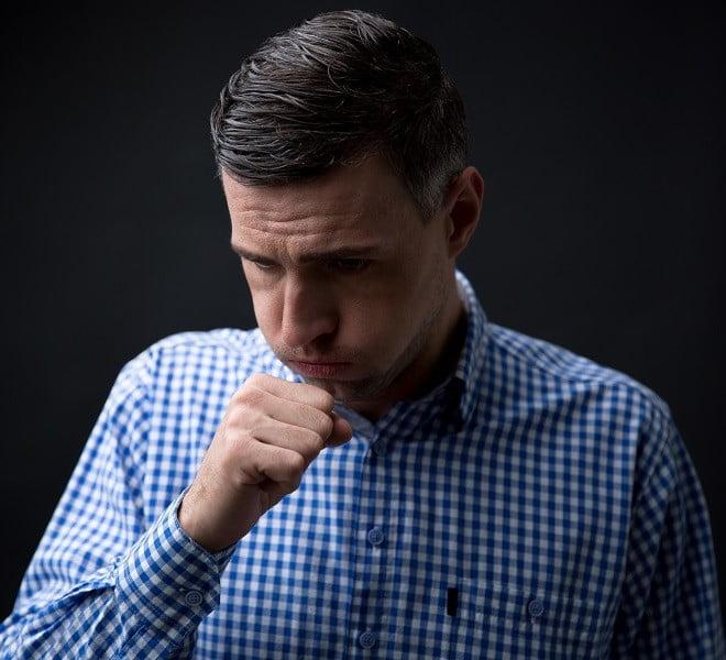 hoesten verkoudheid keelpijn sinusitis astma