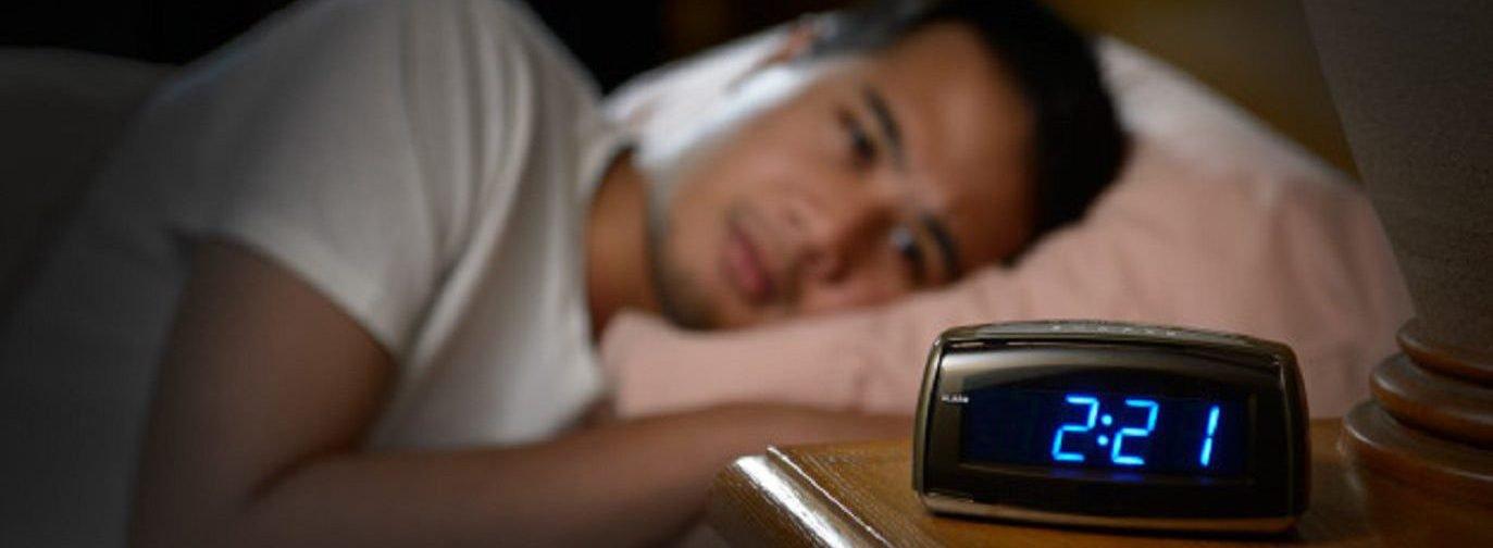 Slapeloosheid insomnia acupunctuur