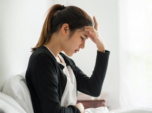 slapeloosheid migraine acupunctuur