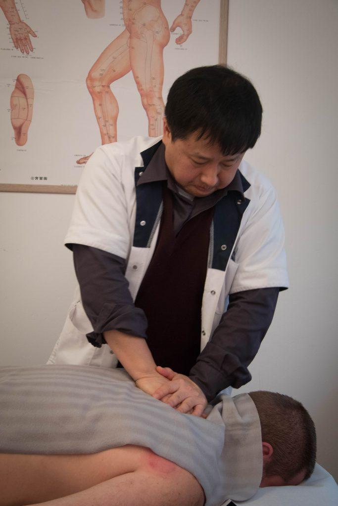 dr chen acupunctuur