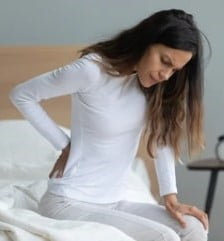 Lage rugpijn acupunctuur