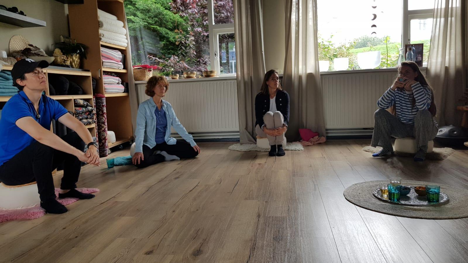 Moon Klank & Meditatie 1