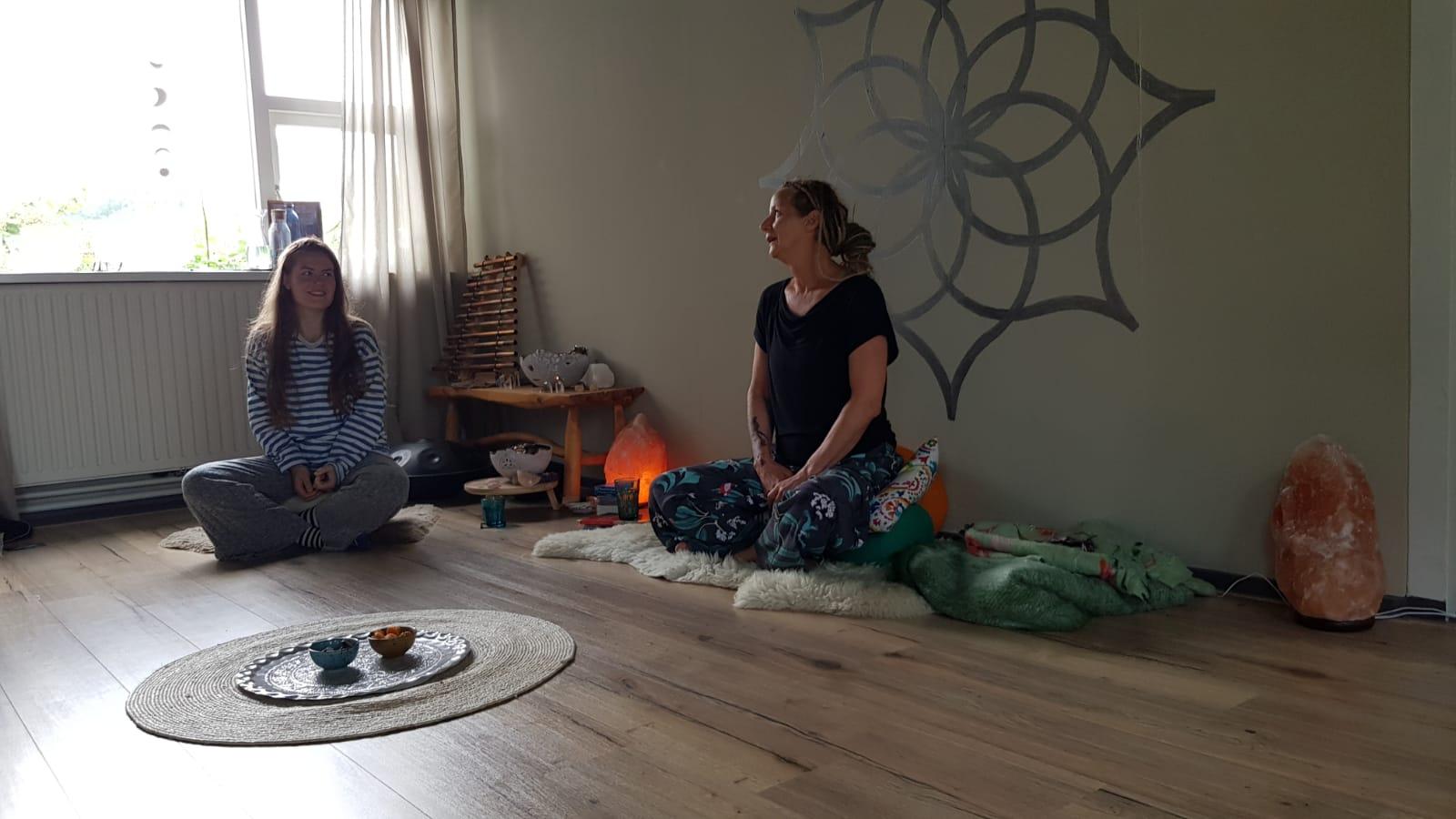 Moon Klank & Meditatie 2