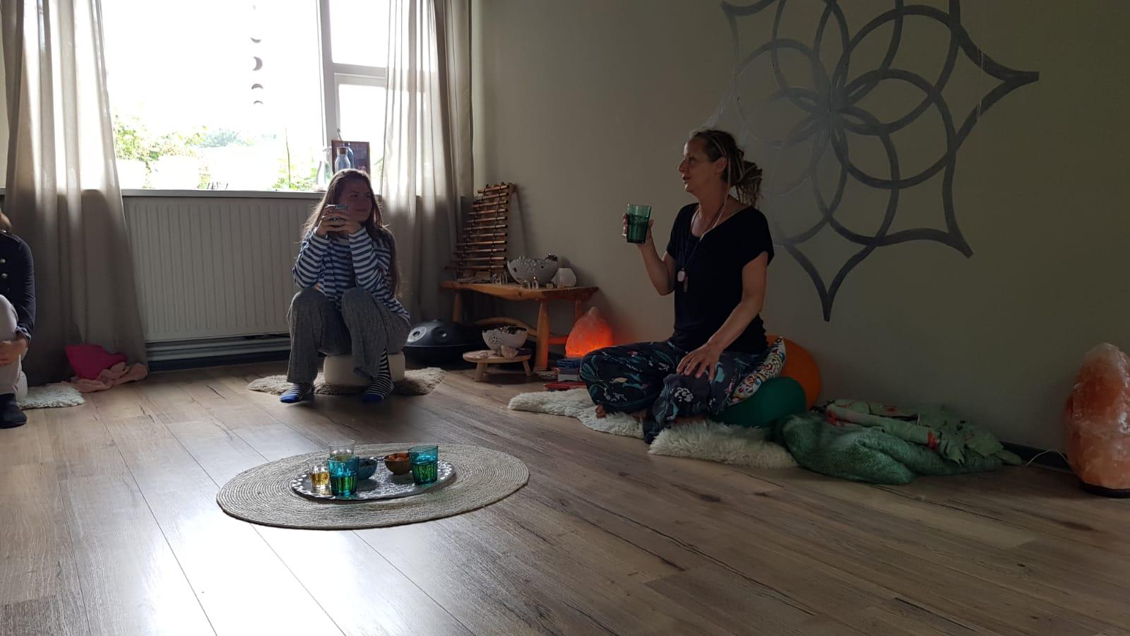 Moon Klank & Meditatie 4
